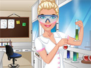 Play Last Minute Makeover - Scientist
