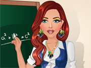 Play Last Minute Makeover - Teacher