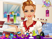 Play Last Minute Makeover - Waitress