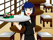Play Lee's Japanese Restaurant Game