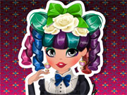 Play Lolita Hairstyle