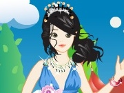 Play Lotus Princess Dress Up Game