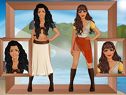 Play Makeover Studio - Amazon Warrior