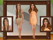 Play Makeover Studio - Cave Girl