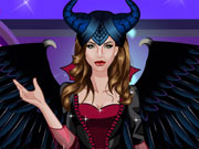 Play Maleficent Real Makeup