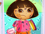 Play Messy Dora