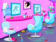 Play Messy Parlour Clean Up