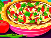 Play Mexican Taco Pie