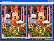 Play Mickey Spot the Difference
