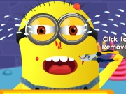 Play Minion at the doctor