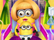 Play Minion Girl Baby