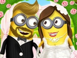 Play Minion Girl Wedding Party