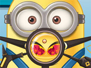 Play Minion Nose Doctor