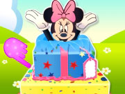 Play Minnie Mouse Cake