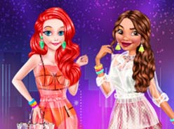 Play Moana Vs Ariel Plastic Fashion