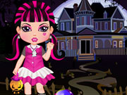 Play Monster Baby Dressup