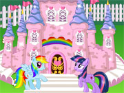 Play My Little Pony Glitter Castle