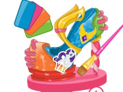 Play My Little Pony Shoes Designer