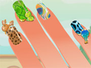 Play Nail Studio - Animal Design