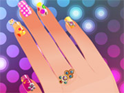 Play Nail Studio - Polka Dot Design