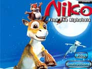 Play Niko - Find the Alphabets