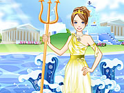 Play Ocean's Princess Dress Up