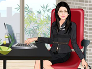 Play Office girl