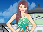 Play Paris Girl Dress Up