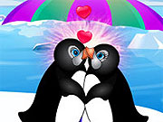 Play Peinguin kissing
