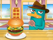 Play Perry American Hamburger