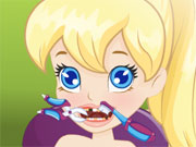 Play Polly Pocket Tooth Problems