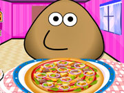 Play Pou Pizza