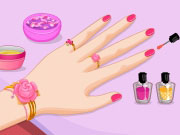 Play Precious Princess Nails
