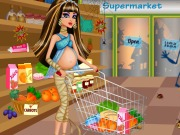 Play Pregnant Cleo de Nile Shopping