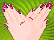 Play Pretty Nails Design