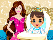 Play Prince George Babysitter
