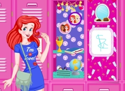 Play Princess Back 2 School Lockers