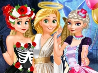 Play Princess BFFs Halloween Spree