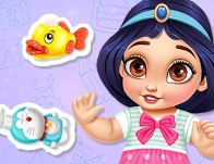 Play Princess Caring For Baby Princess 2