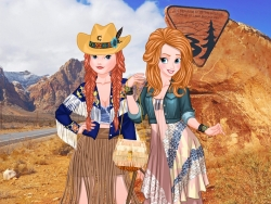 Play Princess Country Style