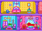 Play Princess doll house 2