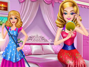 Play Princess Make Up Slacking