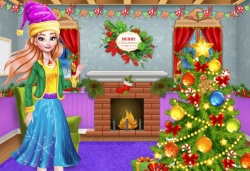 Play Princess Perfect Christmas