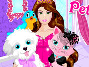 Play Princess Pets Care