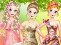 Play Princess Spring Model Challenge