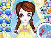 Play Princess Summer Hair