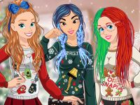 Play Princess Ugly Sweater Fun