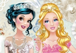 Play Princess Vintage Prom Gowns