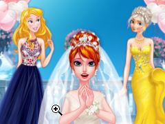 Play Princess Wedding Crashers