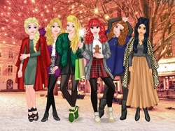 Play Princesses Christmas Rivals